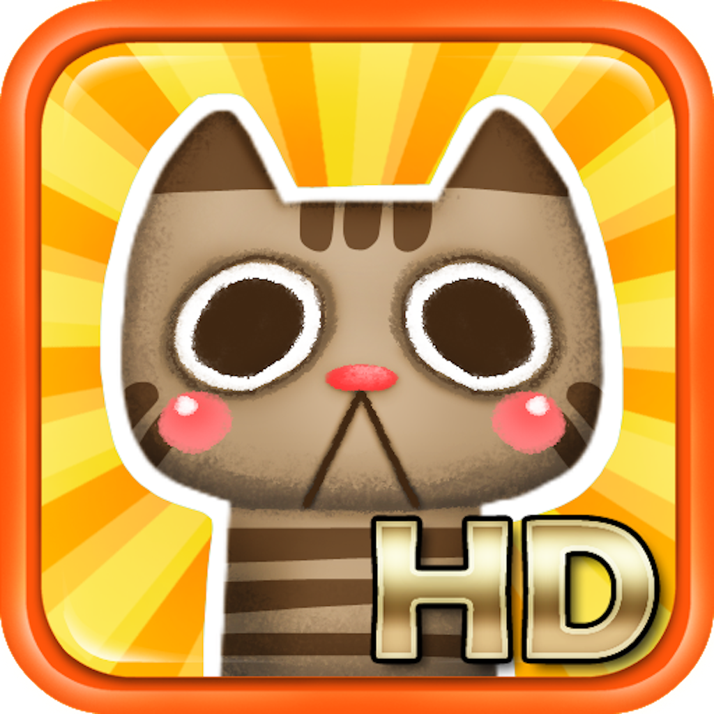Mamak Dash HD - Crazy Kitty by Slightly Social icon